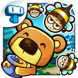小熊偷蜂蜜