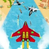 现代喷气式战斗机战争