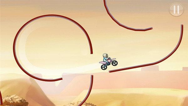 摩托车表演赛破解版