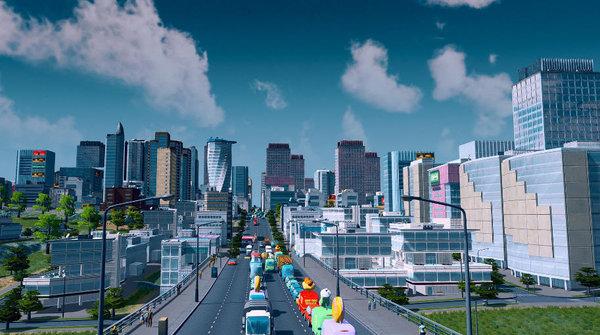 都市天际线2021手机版下载-都市天际线2021全新mod下载