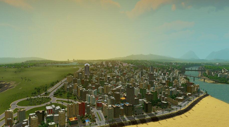 都市天际线2021