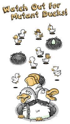鸭子进化模拟器
