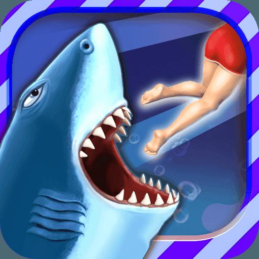 饥饿鲨进化无限金币钻石版