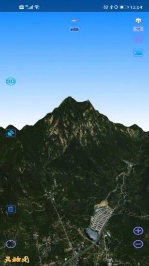 奥维互动混合地图