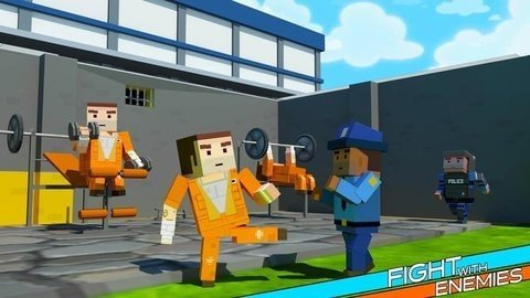 监狱越狱逃生游戏下载-监狱越狱逃生游戏安卓版下载