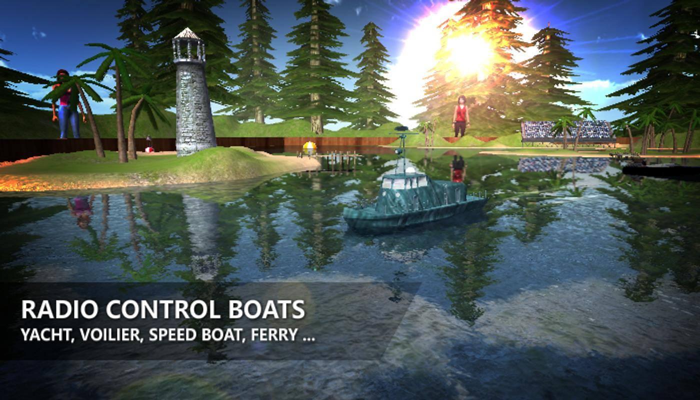 遥控船模拟器破解版