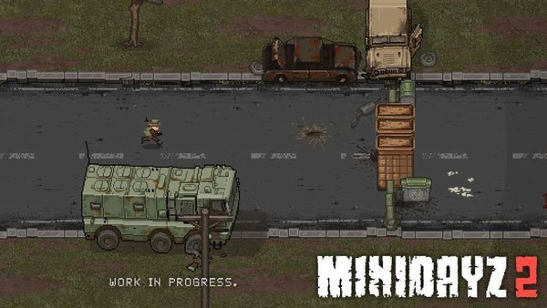 minidayz2破解版下载-minidayz2破解版无限子弹版