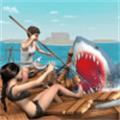 鯊魚模擬器木筏的生存