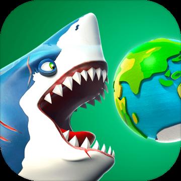 饥饿鲨世界破解版无限珍珠钻石