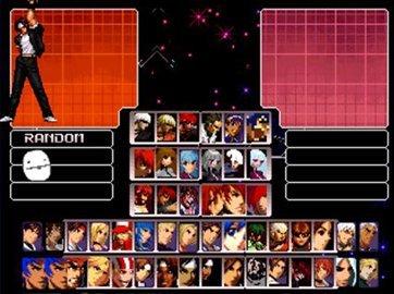 拳皇2002游戏