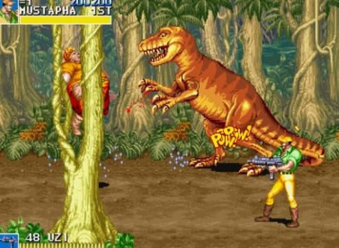 新恐龍快打
