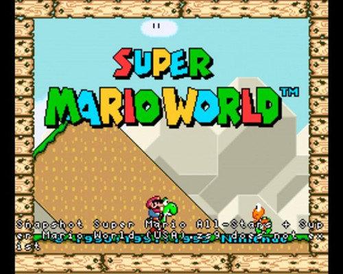 超级马里奥25周年纪念版