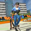 我的滑板车