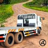 长拖车货车模拟