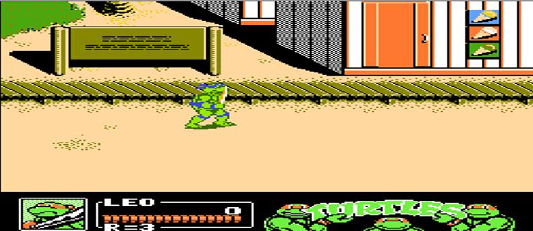 忍者神龟游戏合集