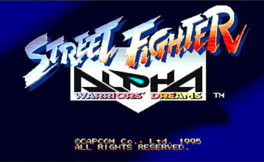 街头霸王StreetFighter世界版
