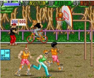 暴力街头篮球(含模拟器)