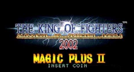 拳皇2002魔幻2版
