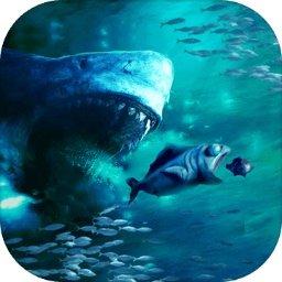 饑餓鯊魚求生