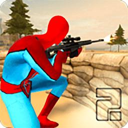 蜘蛛侠狙击手射击