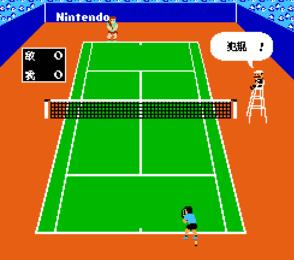 fc网球街机