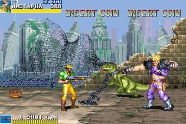 恐龙新世纪枪王版