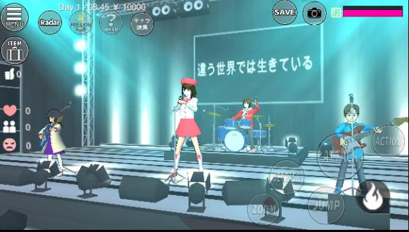 樱花校园模拟器最新版下载-樱花校园模拟器2021最新中文版v1.038.57下载