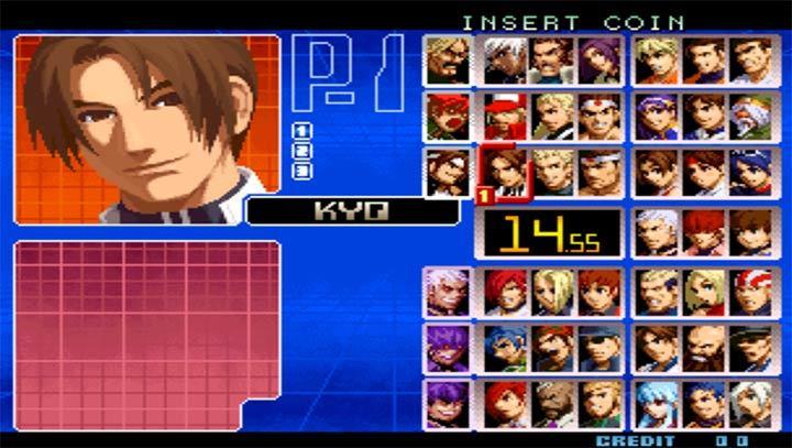 拳皇2002终极挑战魔幻加强版
