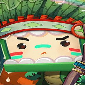 迷你世界奇趣森林游戏