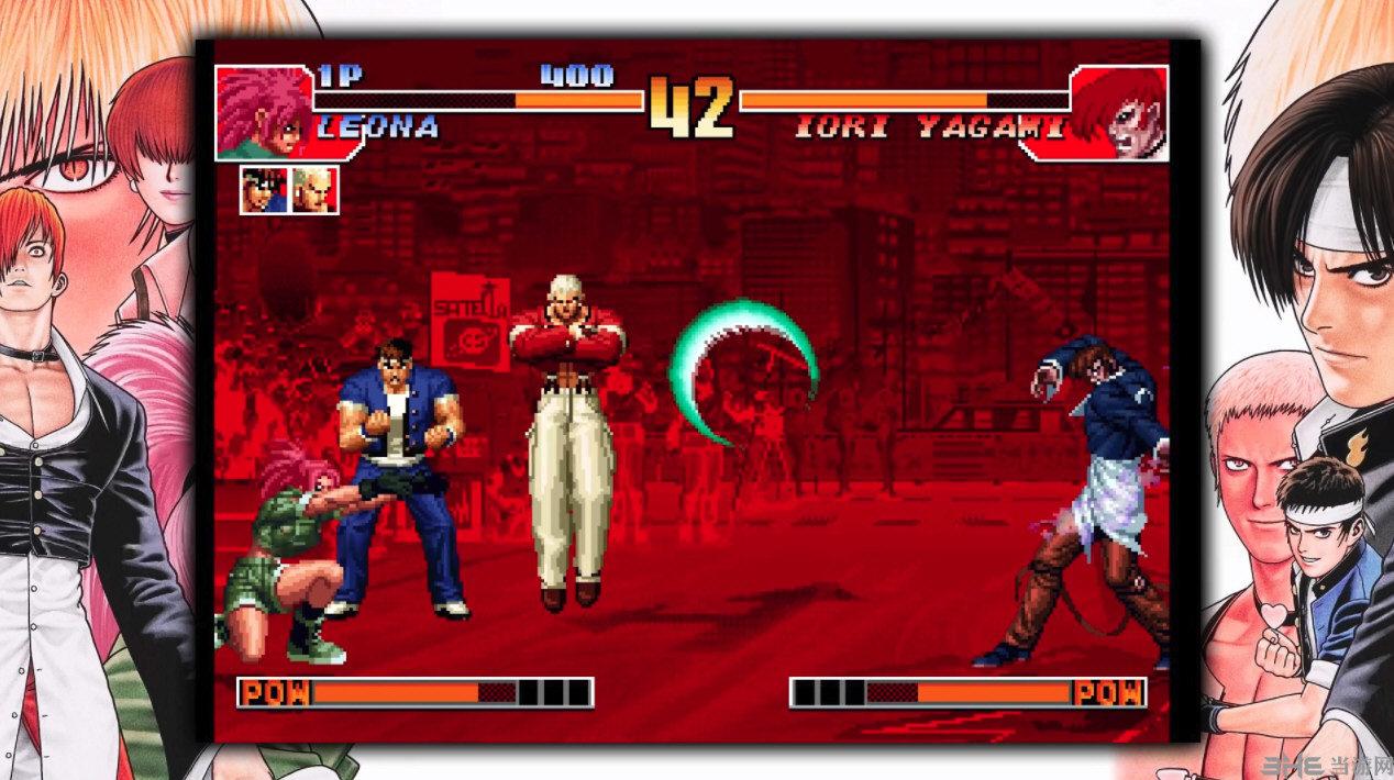 拳皇97全球对决PC中文版
