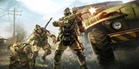 现代军事战争游戏