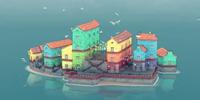 建造小鎮的游戲
