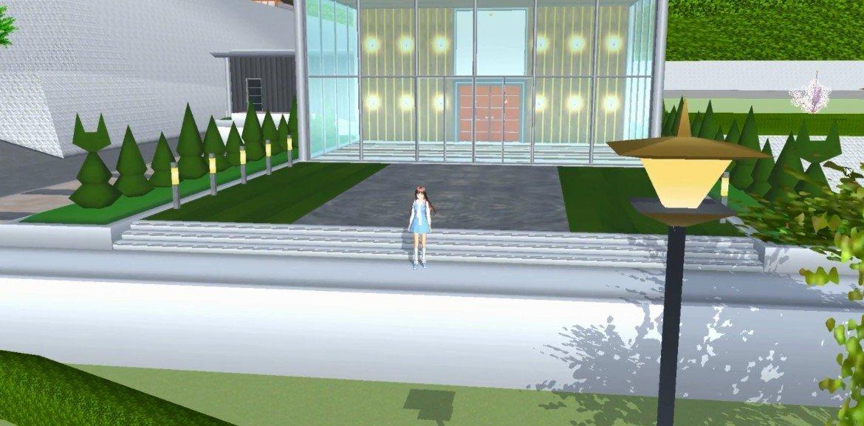 樱花校园模拟器2021年最新版中文版正版