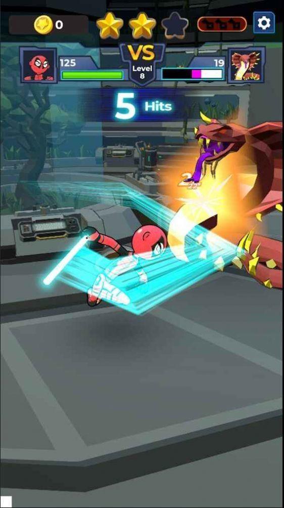 火柴人光剑模拟器