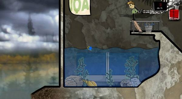 恐怖食人鱼破解版游戏下载-恐怖食人鱼破解版无限金币钻石下载