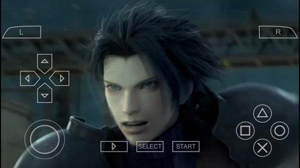 最终幻想7核心危机