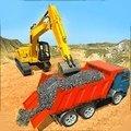 恐龙模拟挖掘机