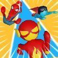 超级英雄比赛