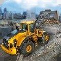 道路施工挖掘机