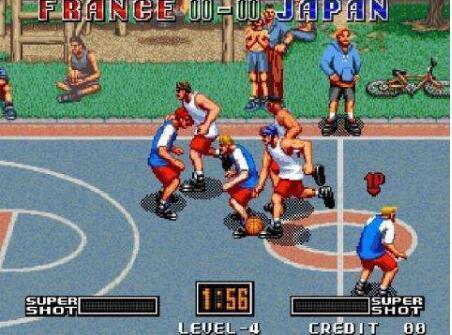 街头篮球ROM