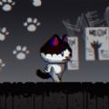 英雄小猫像素猫