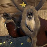 克朗普斯反面圣诞老人