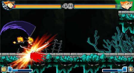 死神vs火影手机版全人物