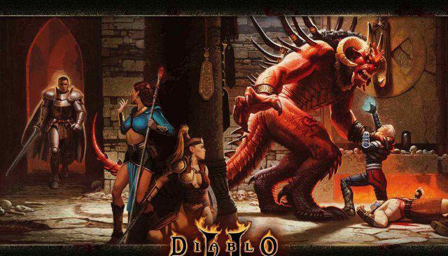 暗黑破坏神2移植版