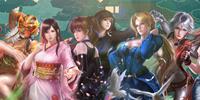美少女戰士格斗游戲