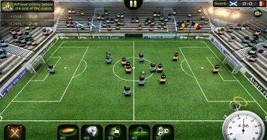 足球游戏手机版