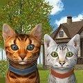 猫咪生存模拟