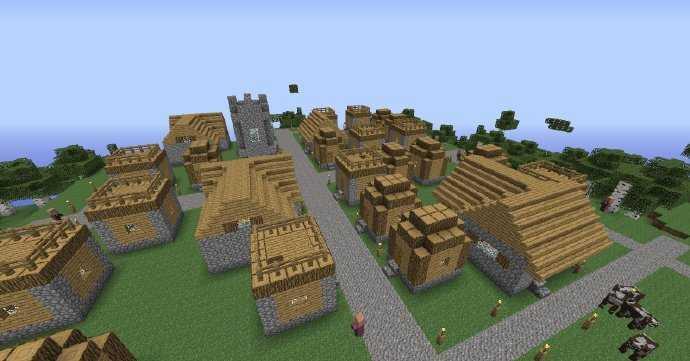 我的世界古代战争