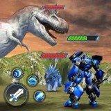 机甲大战恐龙