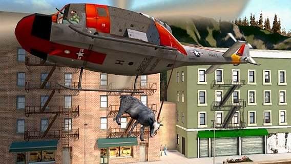 模拟山羊火烈鸟版本